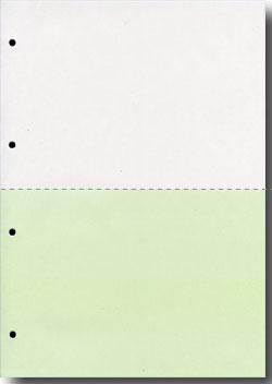 プリンタ用紙(A4ミシン目用紙)